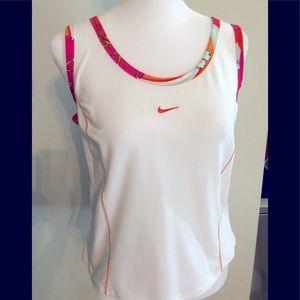 Nike Sz L Dri-fit Sports Tank